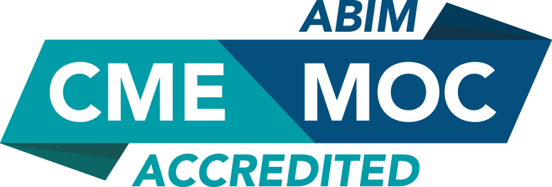 ABIM CME-MOC badge